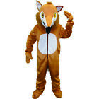Kids and Adults Scary Furry Fox Costume By Dress up America