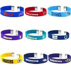 Officially Licensed Team Color Fan Band Ribbon Bracelet - Choose Your Team $7.49 USD on eBay