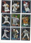 2013 TOPPS CHROME - STARS, ROOKIE RC'S - WHO DO YOU NEED!!!