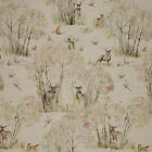 Voyage Sherwood Forest Designer Curtain Fabric 140 cm wide - £29.50mt