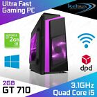 Ultra Fast Core I5 Gaming Computer 16gb Ram 2tb Hdd 480gb Ssd Windows 10 Pc Hdmi