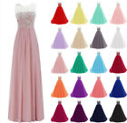 Long Prom Dress Bridesmaid Dresses Cocktail Evening Party Ball Gown Size 6-20