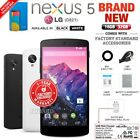 New Factory Unlocked Lg Google Nexus 5 D821 16 32gb Black White Android Phone