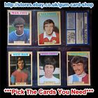 ☆ A&BC 1973 Blue Back 2nd Series (FAIR 132 to 264) *Pick The Cards You Need*
