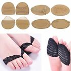 1 Pair Anti-skid Slip Forefoot High-heeled Shoes Stealth Half Footpad Insoles