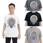 Ish Original Official Youth Buda Short Sleeve T-Shirt Cotton Tee