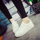 1Pair Casual Shoes Thick Students Canvas Shoe Loafers Shoes women's shoes woman