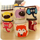 Cute Large Kid Animal Sundries Clothes Bags Basket Toys Storage Bag Barrel Bag