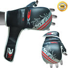 Gel Tech MMA Gloves UFC Grappling Boxing Fight Punch Muay Thai Bag Pad 3X Sports