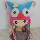 Baby Infant Newborn Animal Knit Costume Crochet Beanie Hat Cap Photography Prop