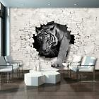 Fototapete Tapete Wandbild Vlies 1-10400_VE Photo Wallpaper Mural 3D Tiger kommt