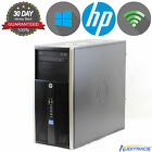 HP Compaq Pro 6300 MT, Intel i-Series, Windows 8, WiFi Included (SD)