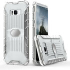 Defender Shockproof Magnet Armor Phone Case Cover For Samsung Galaxy S8 S8 Plus