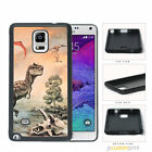 Dinosaurs - Galaxy Note 2 3 4 5 Case Cover