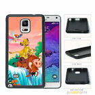 Disney Lion King - Galaxy Note 2 3 4 5 Case Cover