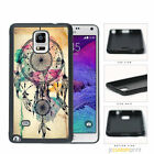 Dream Catcher - Galaxy Note 2 3 4 5 Case Cover