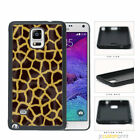 Giraffe Pattern - Galaxy Note 2 3 4 5 Case Cover