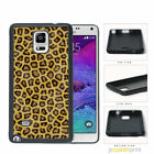 Leopard Pattern - Galaxy Note 2 3 4 5 Case Cover