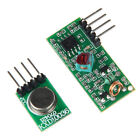 5/10pcs Geeetech 433Mhz RF Transmitter and Receiver link kit,arduino/iduino/ARM