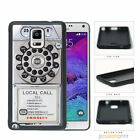 Retro Phone - Galaxy Note 2 3 4 5 Case Cover
