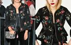 ZARA BLAZER JACKE MIT STICKEREI PEPLUM SEQUIN JACKET FLORAL EMBROIDERED