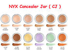 NYX Cosmetics Full Coverage Concealer Jar / Pick One Color