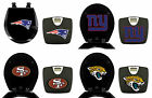 2 Pc Set NFL Team Logo on Black Digital Bathroom Scale and Round Toilet Seat Lid $144.87 USD on eBay