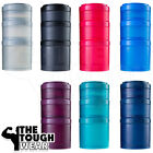 Blender Bottle - ProStak Distention Cup - 7 Different Colors - More is Better