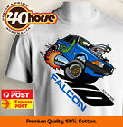 YOUTH Ford Shirt - XD Falcon (Black or White)