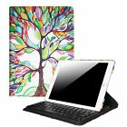 360 Rotating Bluetooth Keyboard Case Cover For iPad 2017,iPad Air 2/1,iPad 2/3/4