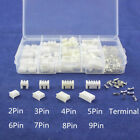50X JST-XH Kit 2p 3p 4p 5 Pin 2.54mm Terminal Housing PCB Header Wire Connectors