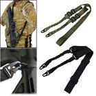 Kyпить Adjustable Tactical 2 Two Point Sling Dual Bungee Straps Snap Hook Quick Release на еВаy.соm