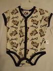 MAJESTIC 3-6 Month MLB Chicago White Sox Baby Bodysuit Top NWT on Ebay