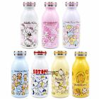 SANRIO KITTY GUDETAMA POCHACCO SNOOPY 350ML STAINLESS STEEL BOTTLE VACUUM FLASK