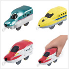 TAKARA TOMY PUSH N SOUND TRAIN - 923 DR. YELLOW/ E5 HAYABUSA/ E6 KOMACHI