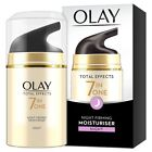 OLAY Total Effects 7-in-1 Hydrate Smooth Face Pore Firming Moisturiser NIGHT £17