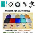 NEW GBA SP Game Boy Advance SP Replacement Housing Shell Screen Pick A Color