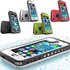 New Waterproof Shockproof Dirt Proof Durable Case Cover For Apple iPhone 5C 5 5S