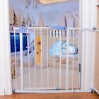 "7.9"" Metal Child Extension Part Piece Safety Gate Kids Baby Secure Doorway US"