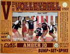 personalized volleyball engraved picture frames 4x6 5x7