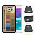 Makeup Tray Pattern Samsung Galaxy S6 Edge / Edge Plus Case Cover