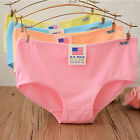 High Quality Women Comfortable Cotton Candy Color Panties