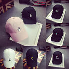 Fashion Women's Men's Hip-Hop Hats Summer Unisex Adjustable Baseball Curved Caps