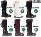 NEW SPORTO Side Winder Womens Suede Mid Calf Winter Boots End Of Season Sale!