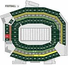 2 FIRST ROW Tickets Miami Dolphins Philadelphia Eagles 8/24/17 with FREE PARKING