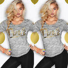 Fashion Women Summer Loose Top Short Sleeve Blouse Ladies Casual Tops T-Shirt W2