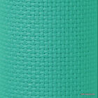 AIDA Cross Stitch Fabric 9,11,14,16,18 count Turquoise color