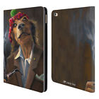 OFFICIAL LONELY DOG PORTRAITS LEATHER BOOK WALLET CASE COVER FOR APPLE iPAD