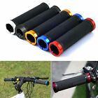 Double Lock On Locking BMX  Mountain Bike Cycle Bicycle Handle Bar Grips GIFT