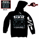 Tool - 10,000 Days - New Seamless Zip Band Hoodie